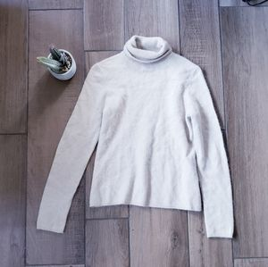 Charter Club 100% cashmere turtleneck sweater m
